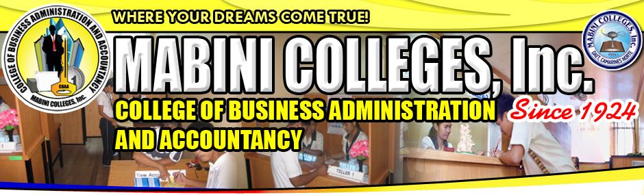 Mabini Colleges, Inc.